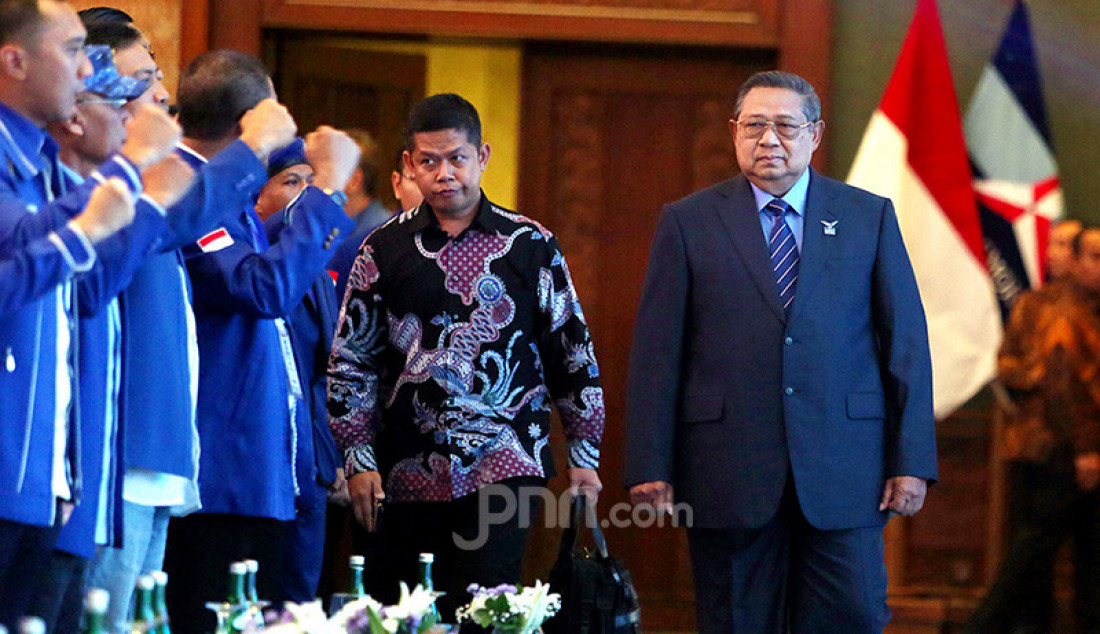 Loyalis SBY Murka, Ucapannya Bikin Jantung Mau Copot
