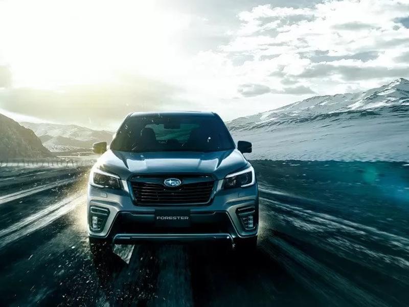 Subaru Forester Sport Mengaspal, Mesinnya Sangar Total