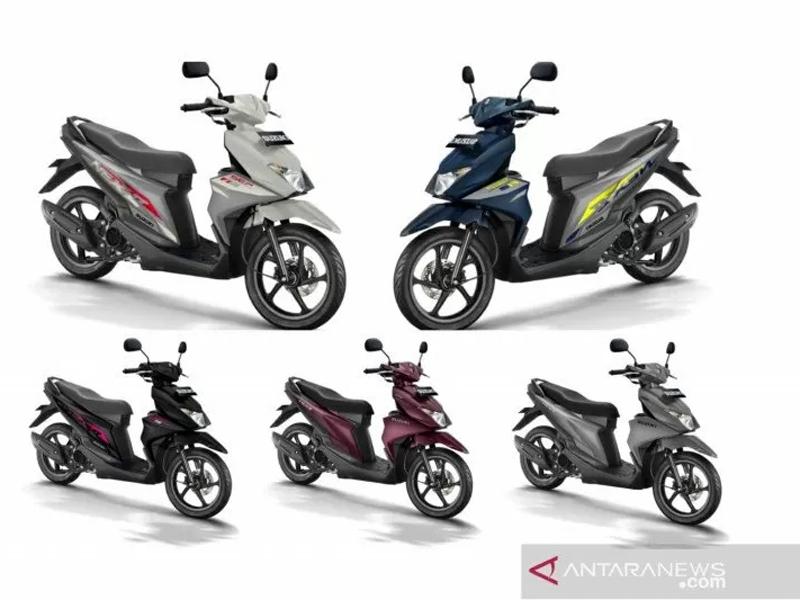 Suzuki NEX II Tampil Lebih Segar, Harganya Rp 16 Jutaan