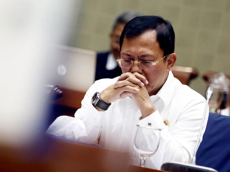 Menteri Kesehatan Terawan Agus Putranto. Foto: Ricardo/JPNN.com/GenPI.co