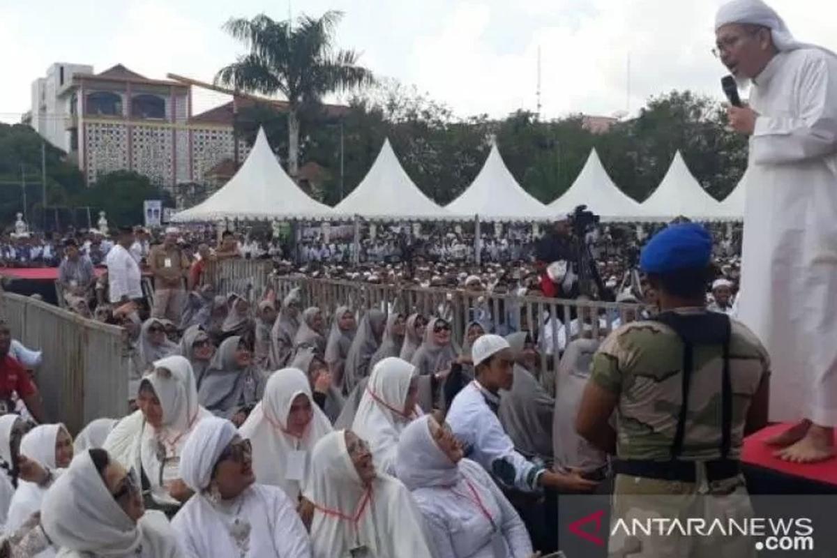 Ustaz Tengku Zulkarnain. Foto: Septianda/Antara