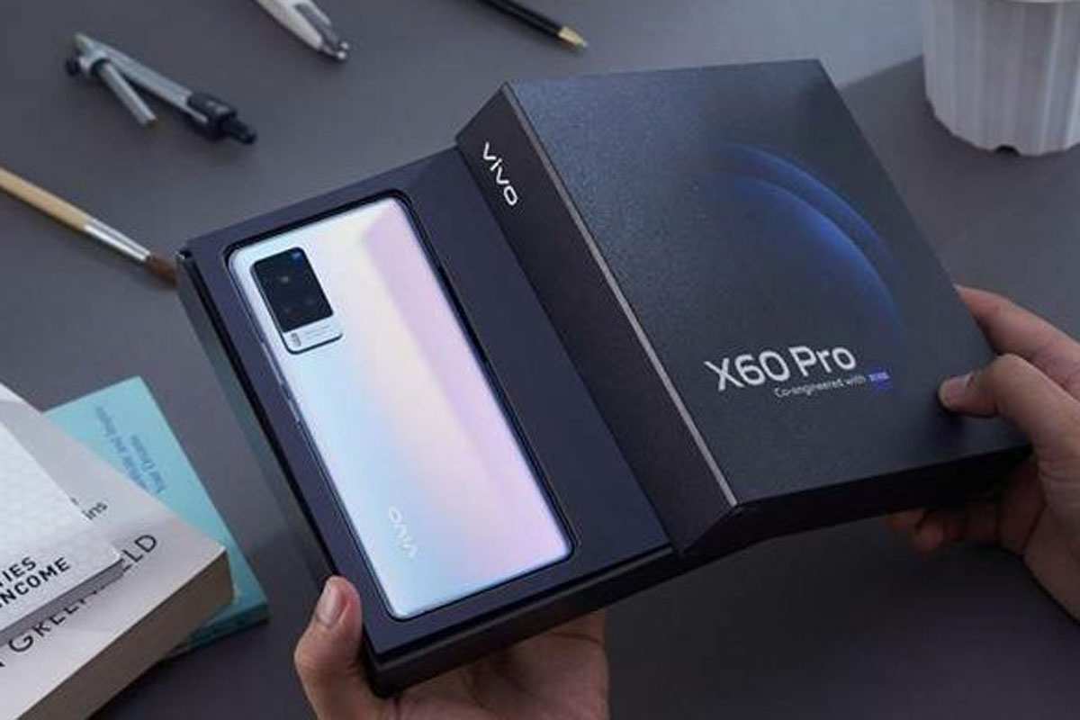 Vivo X60 Series. Foto: Vivo Indonesia