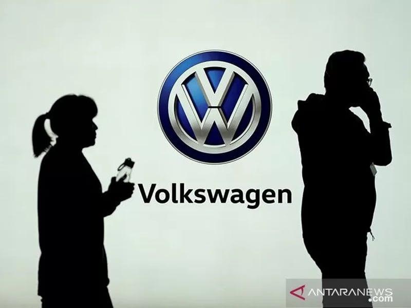 Curang, Volkswagen Kena Denda Rp 279 Miliar