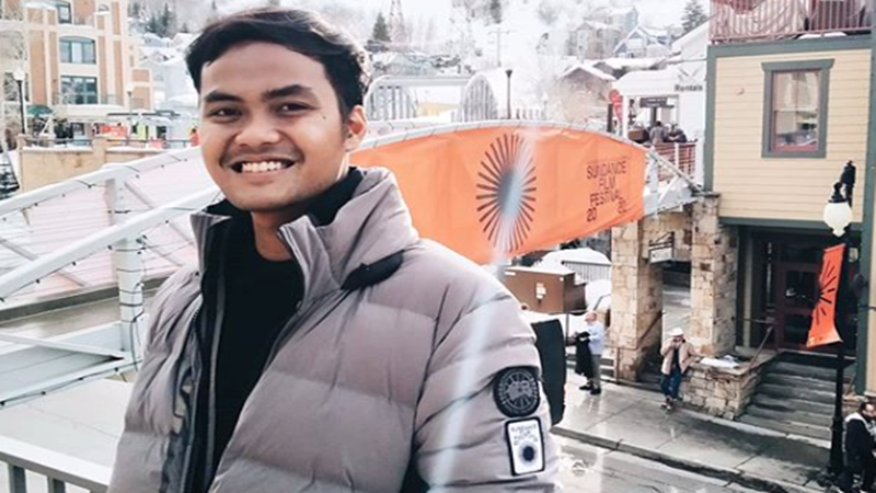 Wregas Bhanuteja (foto: IG @Wregas_bhanuteja)