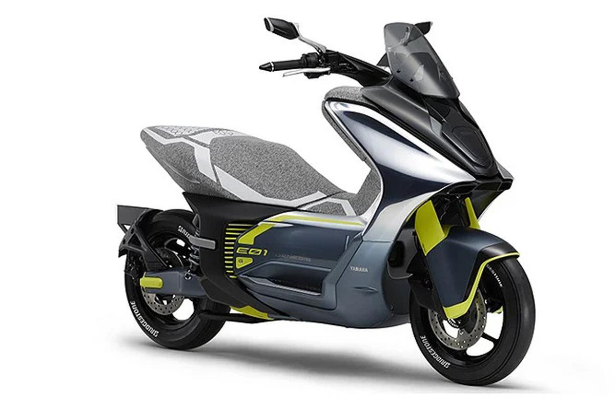 Yamaha-E01-concept. Foto: Greatbiker