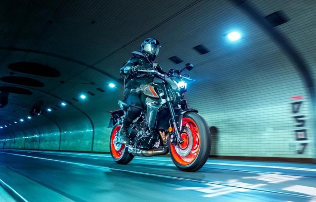 Yamaha MT-09 2021. Foto: Yamaha