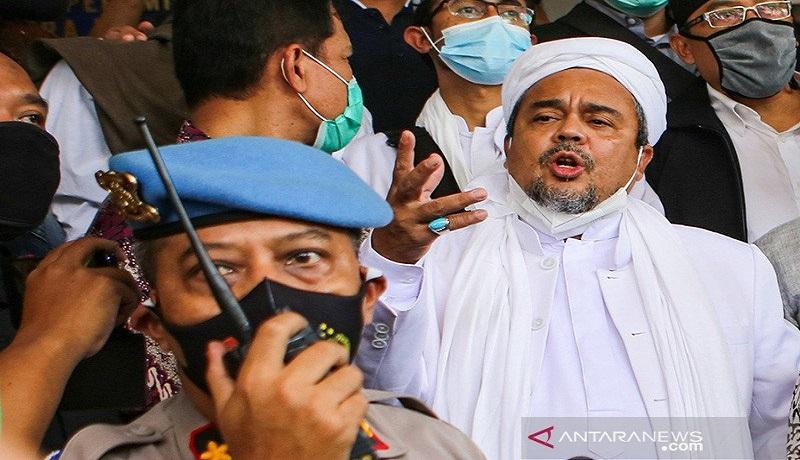 Polisi Garap Pesantren Markaz Syariah, Habib Rizieq Siap-Siap