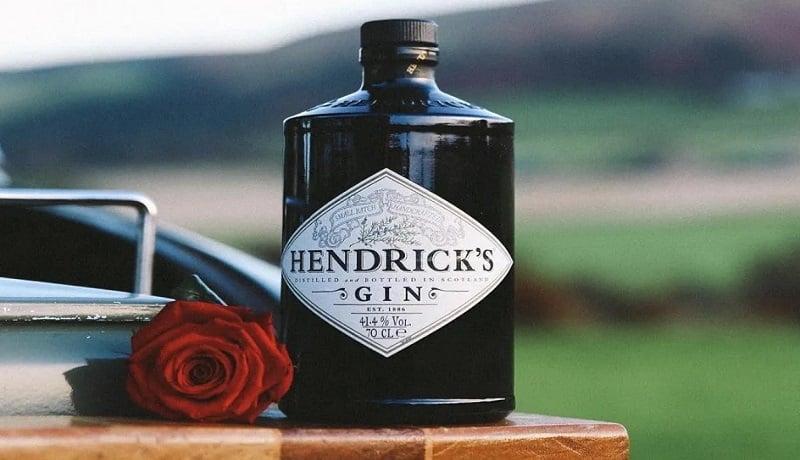 Rayakan Valentin dengan Secangkir Koktail Hendricks