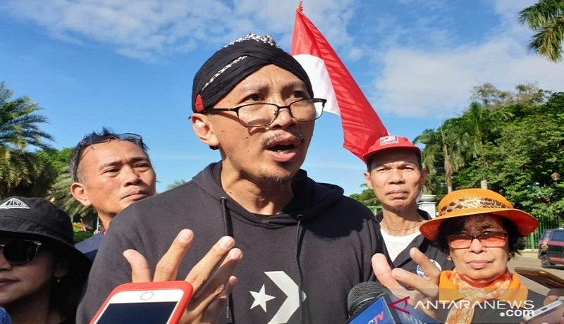 Abu Janda Dilaporkan ke Polisi Hina Pigai, Relawan Jokowi Rontok