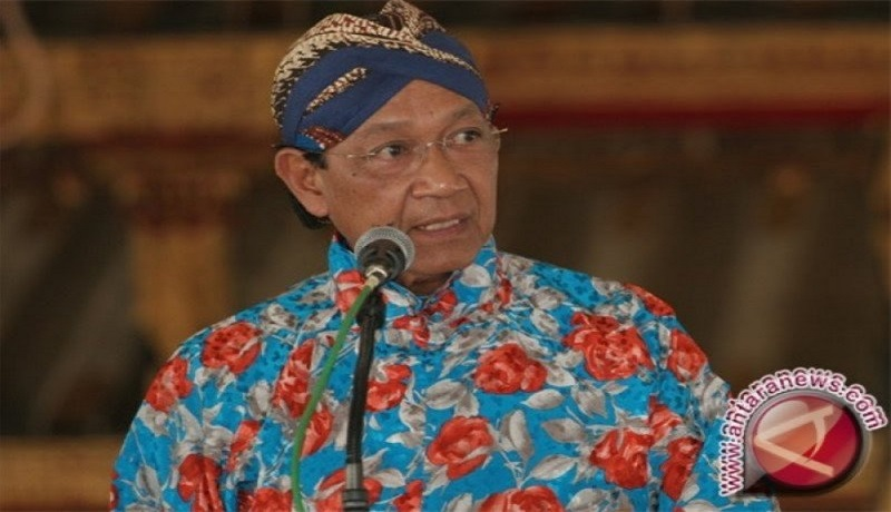 Sri Sultan Hamengku Bawono X. FOTO: Antara