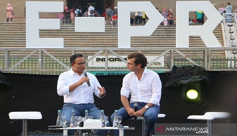 Formula E Kembali Ditunda, Commitment Fee Rp 560 M Bagaimana?
