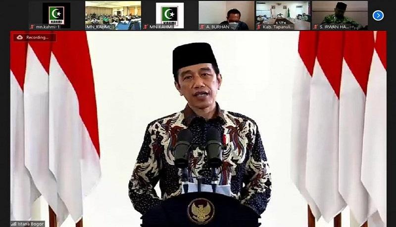 Presiden Jokowi dan Rocky Gerung Satu Panggung, Jleb