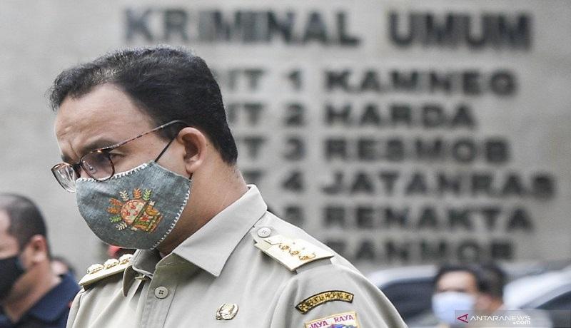 Pilkada Jakarta 2022 Diundur, Popularitas Anies Bisa Rontok