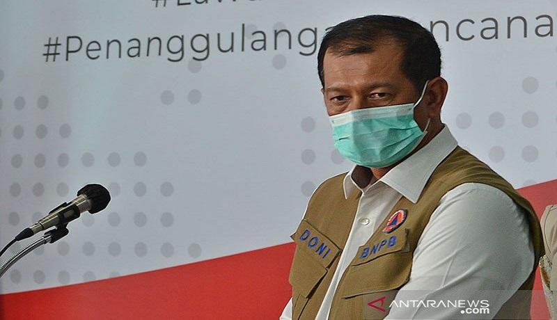 Ketua Satuan Tugas Penanganan Covid-19, Doni Monardo. FOTO: Antara