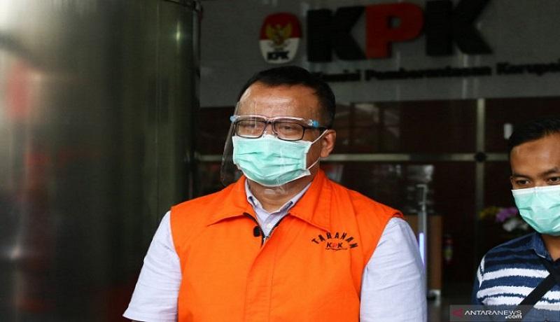 KPK Bongkar Fakta Baru, Duit Suap Edhy Prabowo Buat Beli Miras