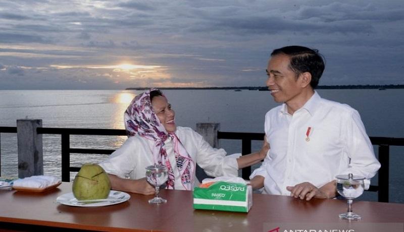 Lama Tak Kelihatan, Apa Kabar Ibu Negara Iriana Jokowi?