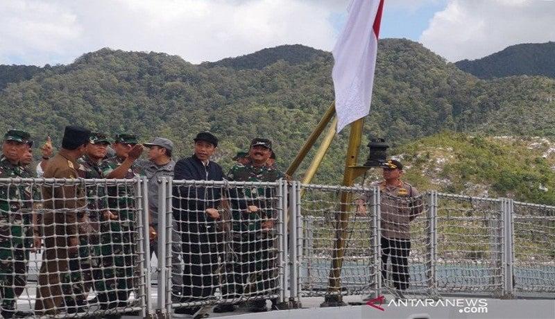 Mendadak, Politikus Demokrat Minta Jokowi Siaga di Natuna