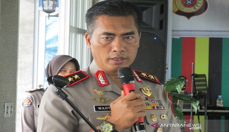 Kapolda Aceh Wahyu Widada. FOTO: Antara