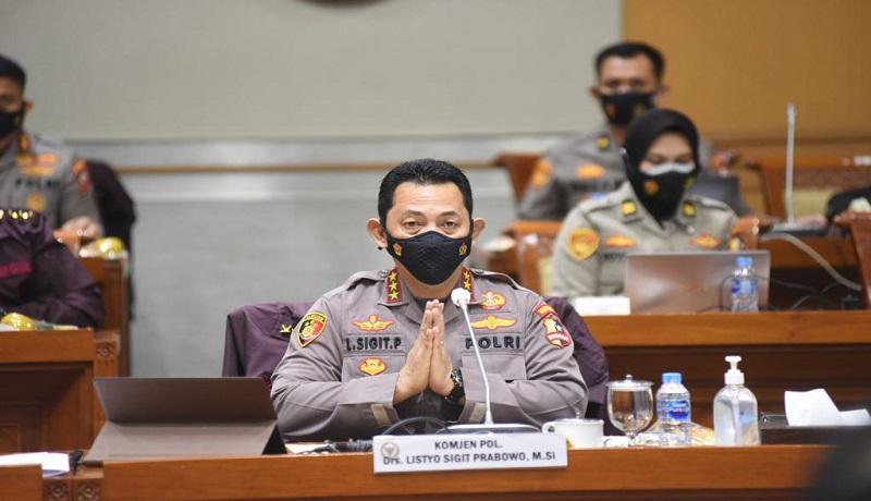 Ucapan Listyo Sigit Menggelegar, Anggota DPR Terdiam