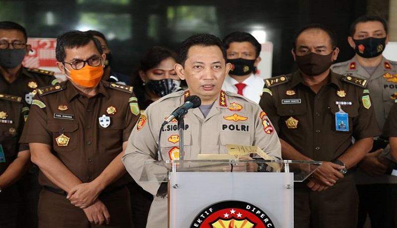Kompolnas Beberkan Rekam jejak Komjen Listyo Sigit, Hasilnya...