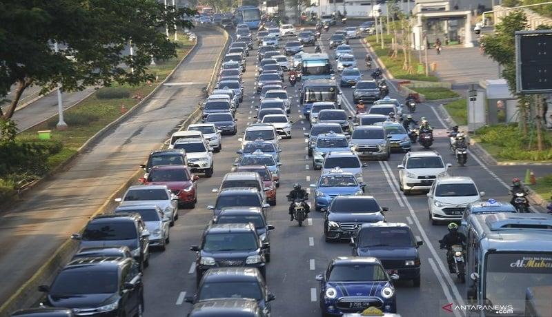 Jakarta Peringkat 31 Kota Termacet di Dunia