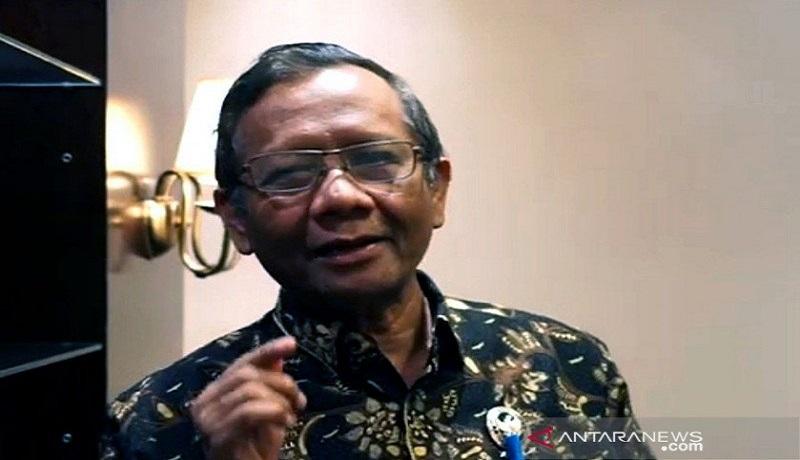 Mahfud Bongkar Dana FPI, Ferdinand Terkejut