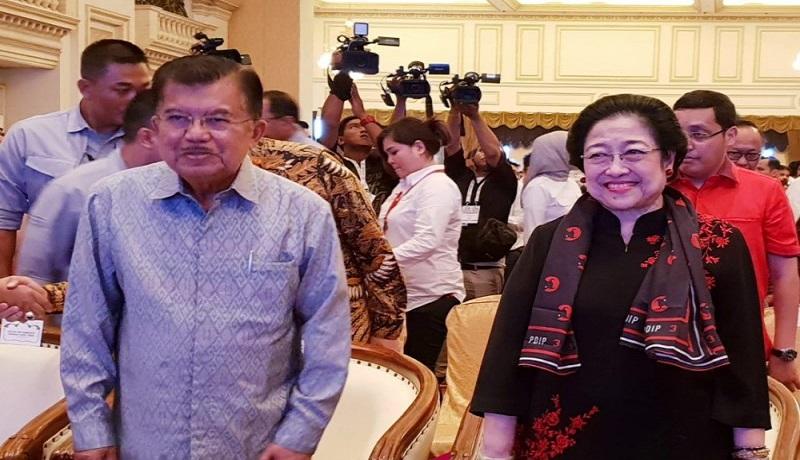 Analisis Pengamat Top, Megawati Bisa Adang JK Maju Pilpres