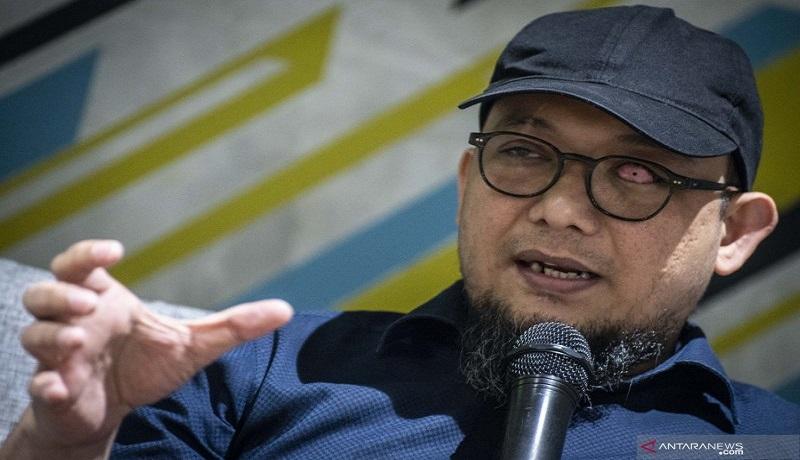 Penyidik KPK Novel Baswedan. Foto: Antara