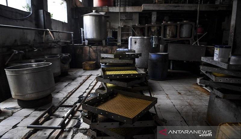 China Punya Pabrik Tempe