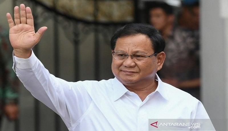 Prabowo Subianto. Foto: Antara