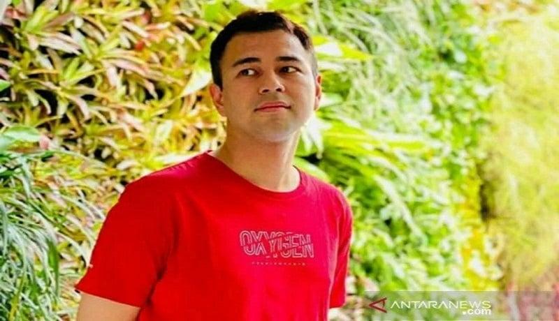 Raffi Ahmad. Foto: Antara