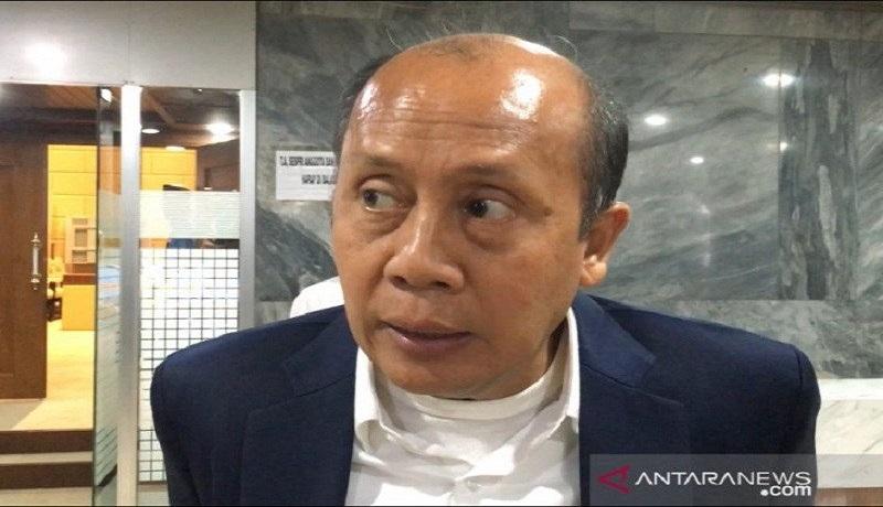 Politikus Nasdem Saan Mustofa. FOTO: Antara