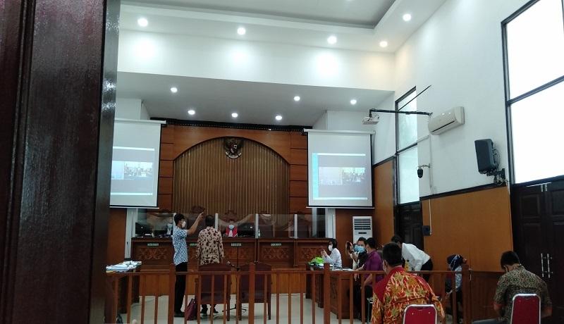 Sidang praperadilan Habib Rizieq di PN Jakarta Selatan. FOTO: Pulina/GenPI