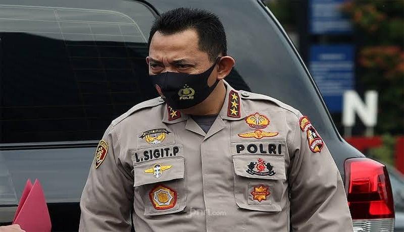 Aksi Komjen Listyo Sigit Top Banget, Patut Diacungi Jempol