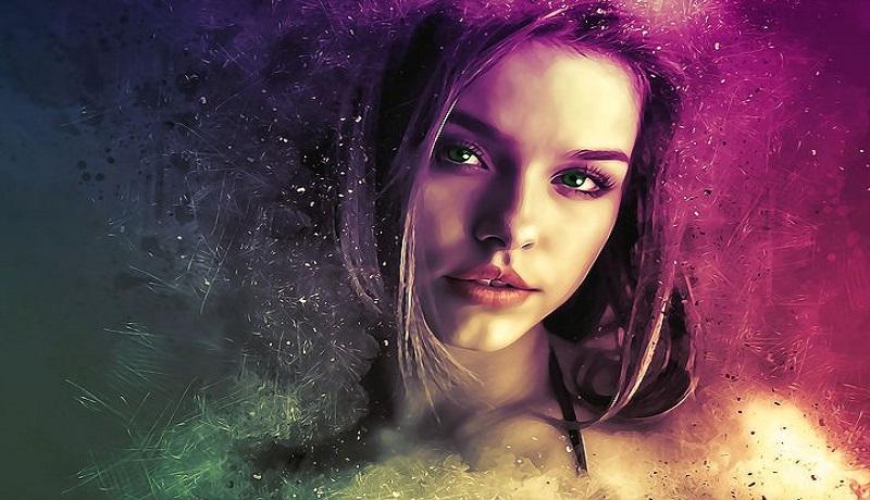 Ilustrasi wanita cantik. Foto: Pixabay