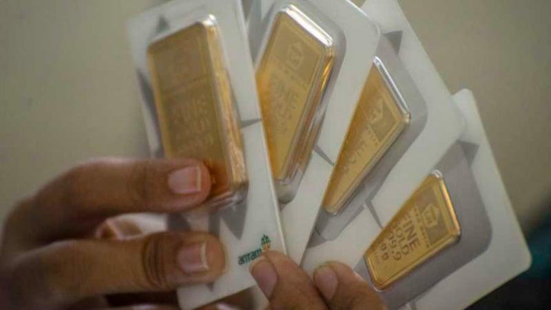 Logam Mulia Dunia 4 Hari Naik Terus Nih Rincian Harga Emas A