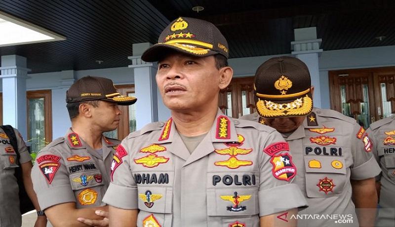 Jenderal Idham Azis Ancam Rizieq dan FPI, isinya Mengerikan