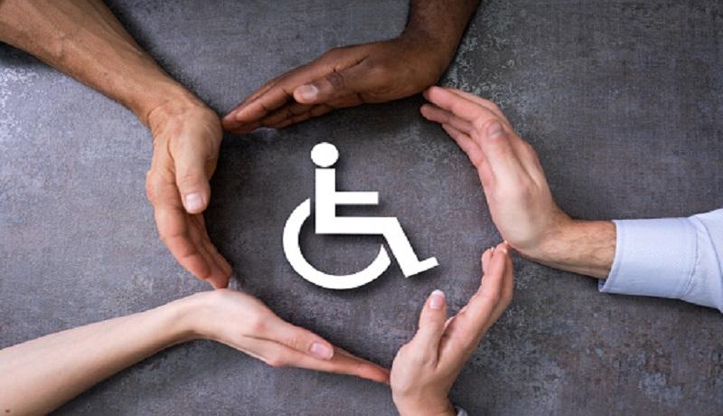 Ilustrasi penyandang disabilitas. (Pixabay)