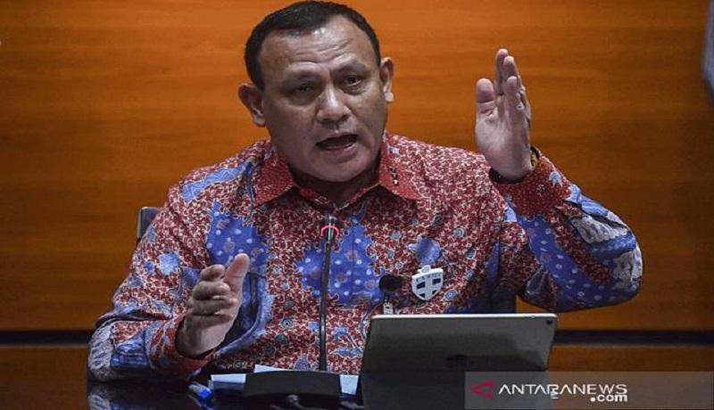 KPK Tangkap Pejabat Kemensos Terkait Bansos Covid-19