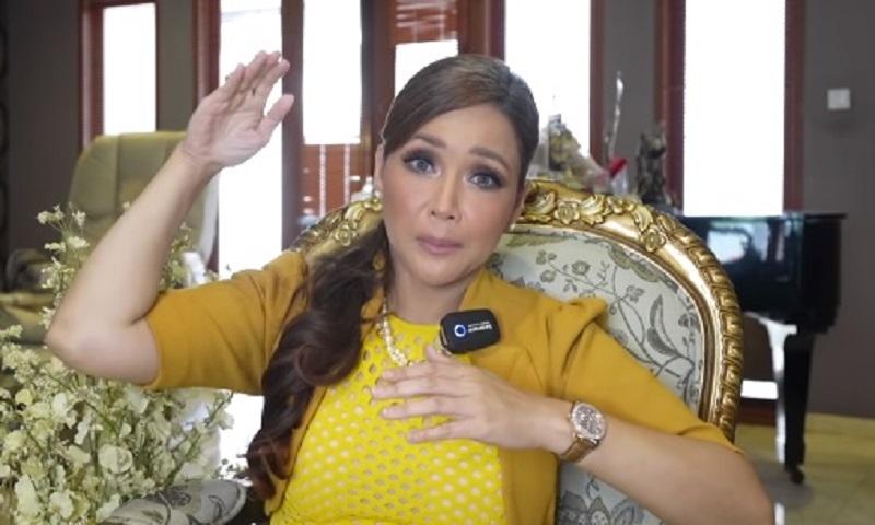 Benarkah Maia Estianty Saksi Jatuhnya Pesawat Sriwijaya Air?