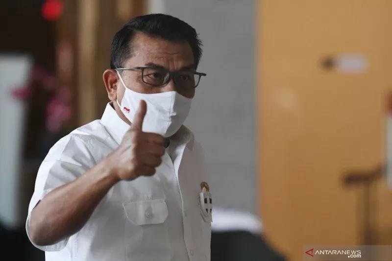 Namanya Disebut SBY, Respons Moeldoko Bikin Melongo