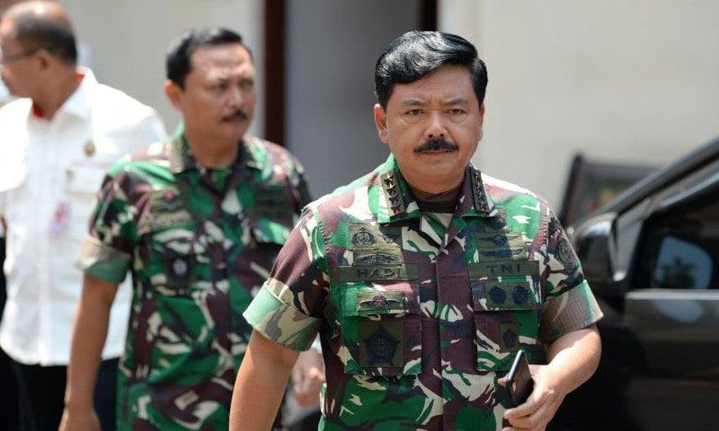 Mendadak Panglima TNI Mutasi Besar-Besaran Perwira Tinggi