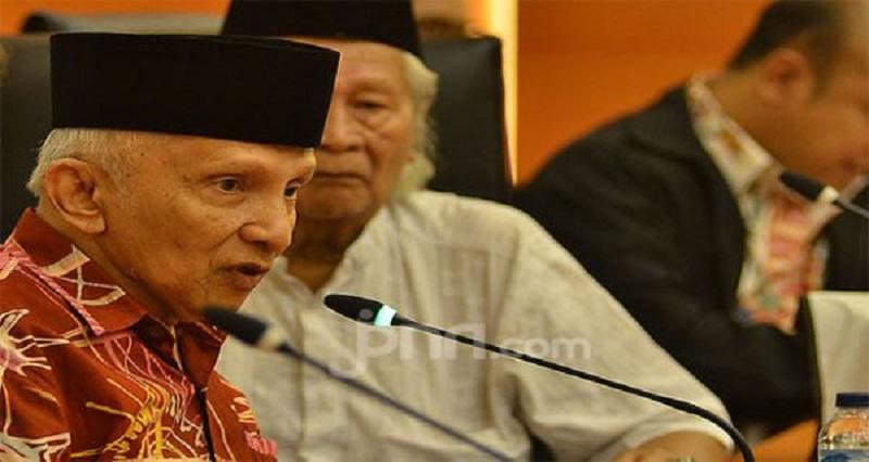 Amien Rais Skakmat Jokowi, Isinya Menggelegar!