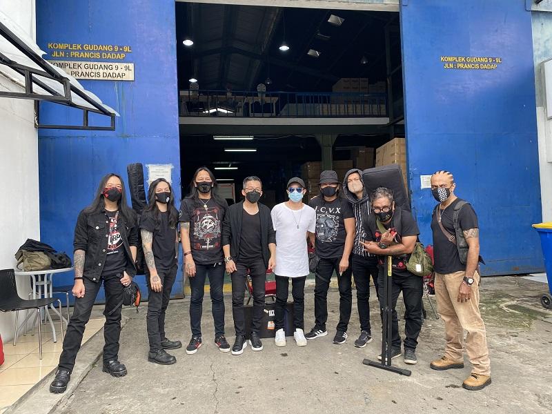 Band Legendaris Indonesia Galang Dana untuk Korban Bencana Alam