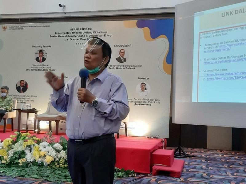 Pengamat politik Emrus Sihombing (Foto: Dok Emrus Sihombing)