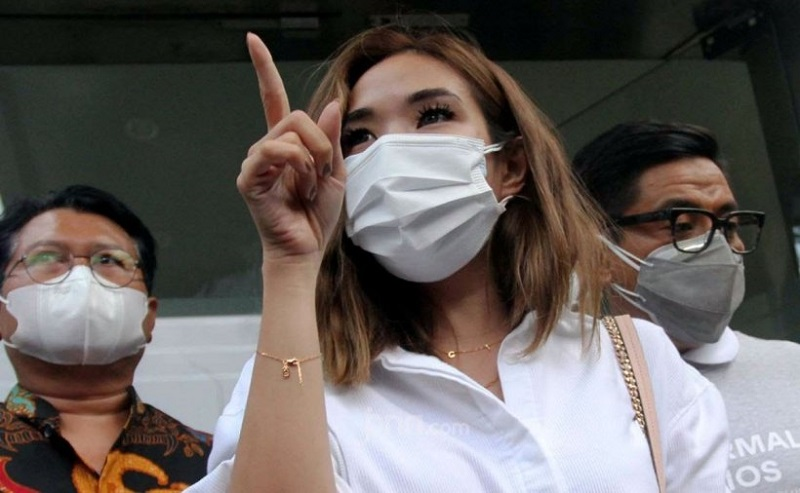 Kasus Video Syur Gisel Masuk Tahap Penyerahan Jaksa Penuntut Umum (JPU)(foto : JPNN)