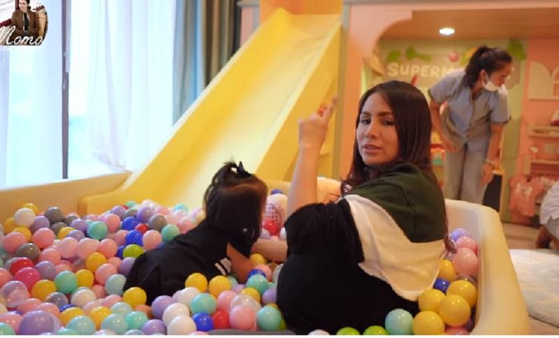 Penyanyi Momo Geisha ( foto: youtube/Momo Youtube Channel)