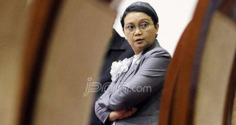 Menteri Luar Negeri Indonesia Retno Marsudi (Foto: Dok Jpnn)