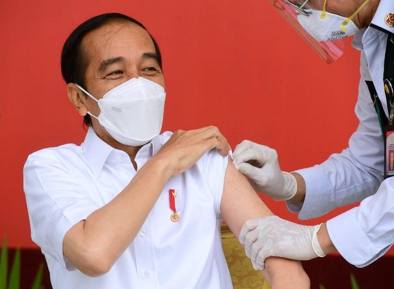 Masyarakat Berharap Vaksin Covid-19 Bisa Dirasakan Semua Kalangan