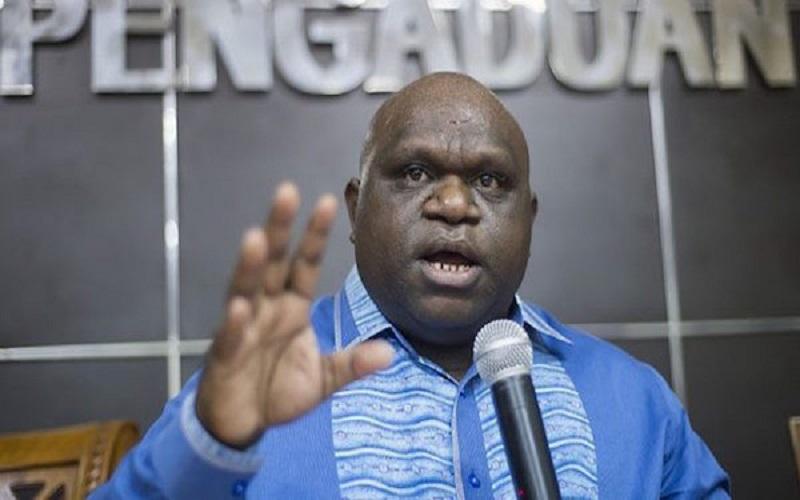 Tak Berkutik, Sekjen PDIP Disemprot Natalius Pigai Singgung Papua